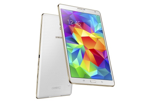 Samsung Galaxy Tab S 8.4 Inch Launched