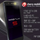 Cherry Mobile Magnum S 5 Inch Octa Core Android KitKat smartphone priced at Php 9999
