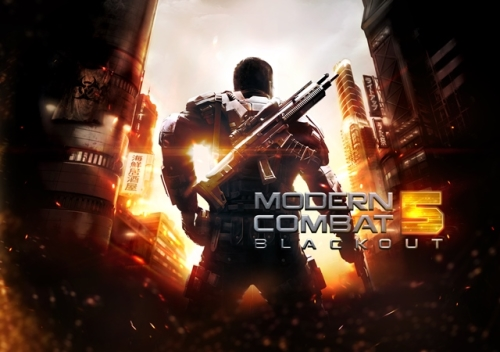 Modern Combat 5 Blackout now available for download