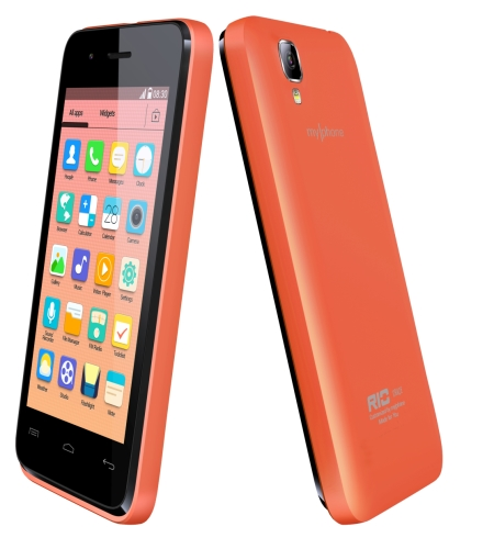 MyPhone launches RIO CRAZE Cheapest Dual Core Android KitKat Smartphone for Php 1,999