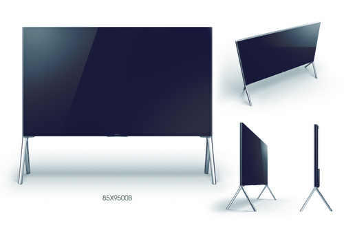 Sony intros latest BRAVIA 4K TVs