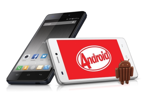 MyPhone launches INFINITY Lite Octa Core Android KitKat Smartphone for Php 7,999