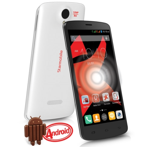 Here's another Android 4.4 KitKat smartphone from Starmobile