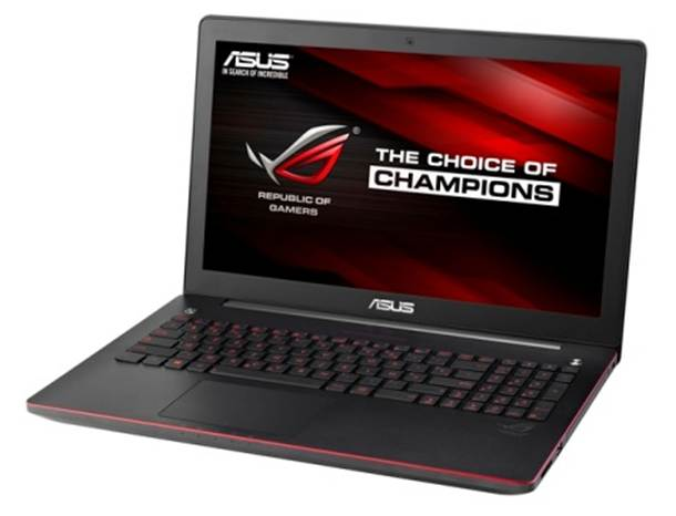 ASUS Republic of Gamers (ROG) G550JK Gaming Notebook Now Available in PH