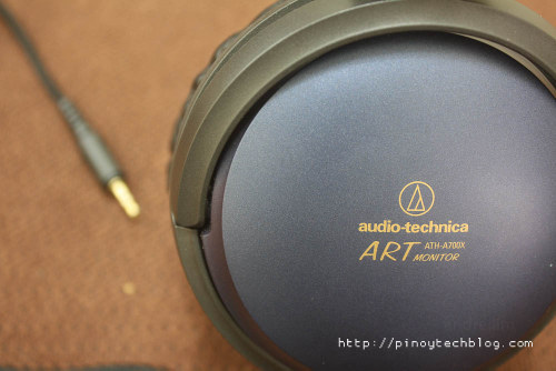 Audio Technica A700x Headphones Review