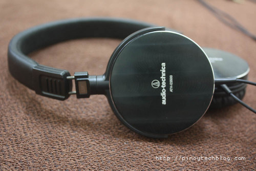 Audio Technica ES500 Headphones Review