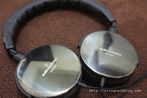 Audio Technica ES700 Headphones Review
