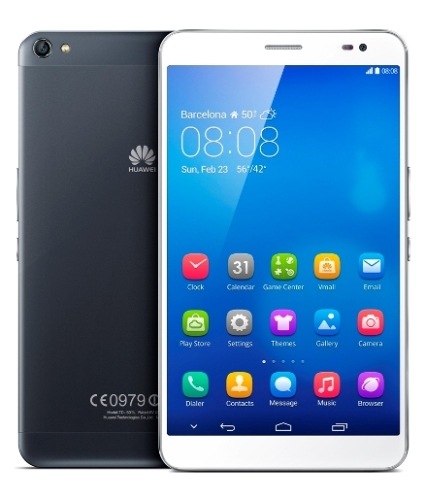 Huawei MediaPad X1 launched, World's lightest and narrowest 7-inch Phablet