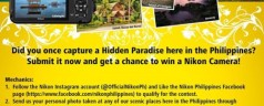 Nikon Philippines I AM HIDDEN PARADISE Photo Contest