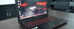ASUS G550JK Unboxing and First Look