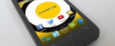 CloudFone makes own 3G smartphone mobile TV