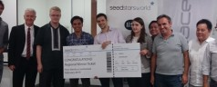 Payroll software Salarium bags Seedstars Manila contest