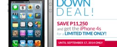 Smart offers iPhone 4s FREE at Plan 800