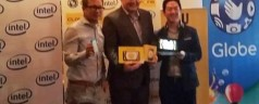 Globe partners with Intel and CloudFone, launches smartphone-tablet-keyboard combo