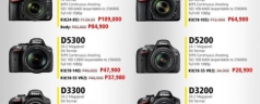Nikon Philippines Early Christmas Sale