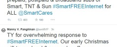 SMART extends FREE Internet promo