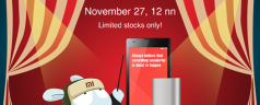 Get the Redmi 1S bundled with Mi 5200 mAh power bank for Php 5,799