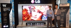 LG 98-inch 4K ULTRA HD TV debuts in PH