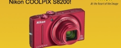 Contest: Win this red Nikon COOLPIX S8200!