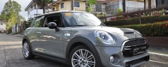 2014 Mini Cooper S F56 Review