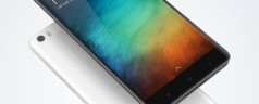 Xiaomi Mi Note Officially Launched
