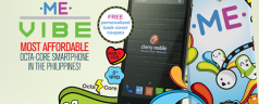 Get the Cherry Mobile ME Vibe for only Php 2999 at the Lazada Mobile Power Sale