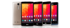 LG to unveil four mid-range smartphones next week at MWC 2015