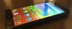 Lenovo A5000 Dual SIM Entry-Level Quad Core smartphone with 4000 mAh battery