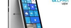 Cherry Mobile Alpha View 6-Inch Windows Phone 8.1 packs 1.2 GHz Qualcomm Snapdragon Quad Core processor, 1GB RAM and 8 GB ROM