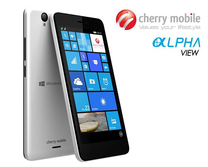 Cherry Mobile Alpha View Philippines