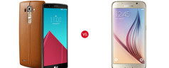 Specs Comparison: LG G4 vs. Samsung Galaxy S6