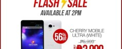 Cherry Mobile Ultra on sale for only Php 3,999!