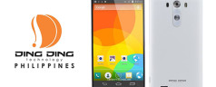 Ding Ding Technology to debut in PH with LG G3-like SK3 Pro?