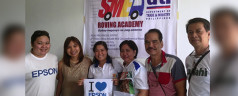 Epson supports SMEs through DTI's Roving Academy