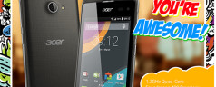 Affordable Quad-Core Acer Liquid Z220 lands in PH for Php3k