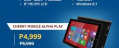 Get the Cherry Mobile Alpha Morph, Alpha Play and Alpha Shift at discounted prices