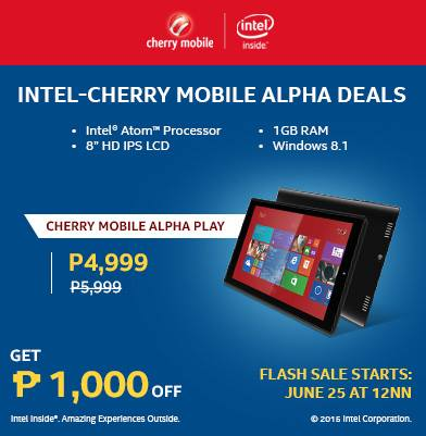 cherry mobile alpha play