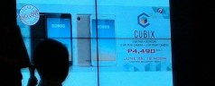 The Cubix Cube has 13MP camera, 2GB RAM at a sub-Php5k price