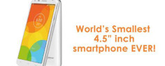 4.5-inch Ding Ding Technology SK1 now official for Php 2,999