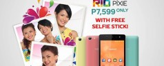 Selfie-friendly MyPhone Rio Pixie now official with 8MP front and back cameras