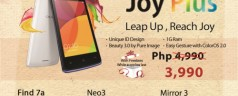 OPPO Super Sale this July. Get the OPPO Find 7a for only Php 16,990