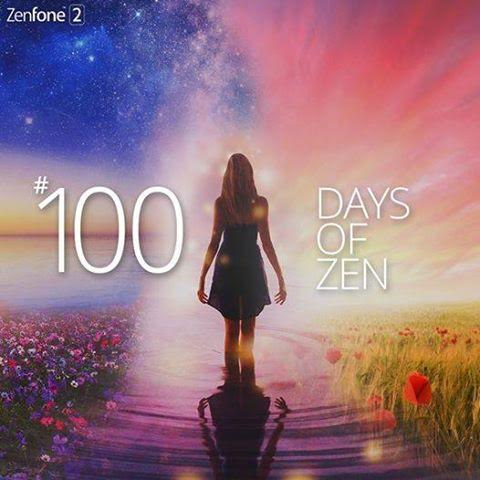 asus 100 days of zen