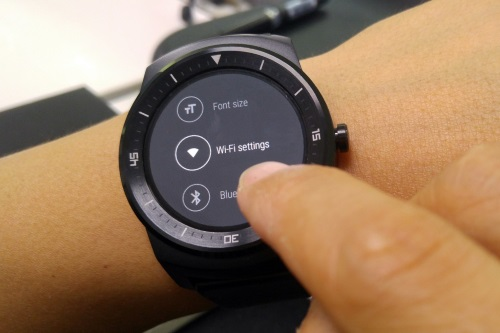LG G Watch R WiFi