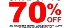 Up to 70% OFF on headphones, speakers and home theater systems including  Onkyo, Bowers & Wilkins, Denon and Boston Acoustics