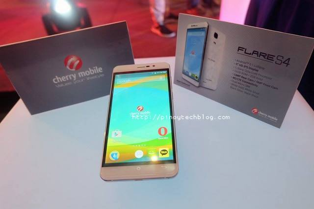 Cherry Mobile Flare 4, Flare S4 and Flare S4 Plus (9)