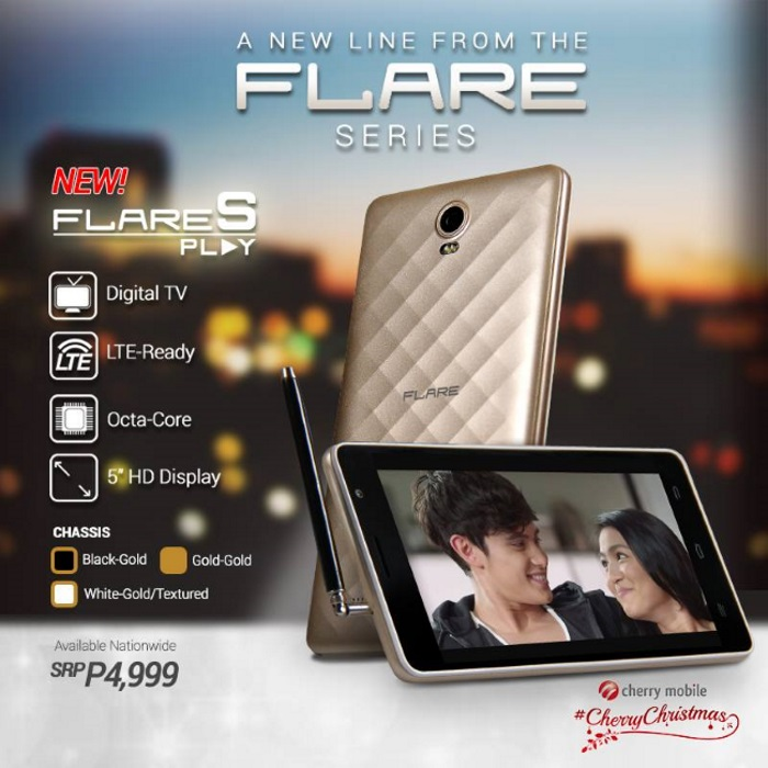 cherry mobile flare s play