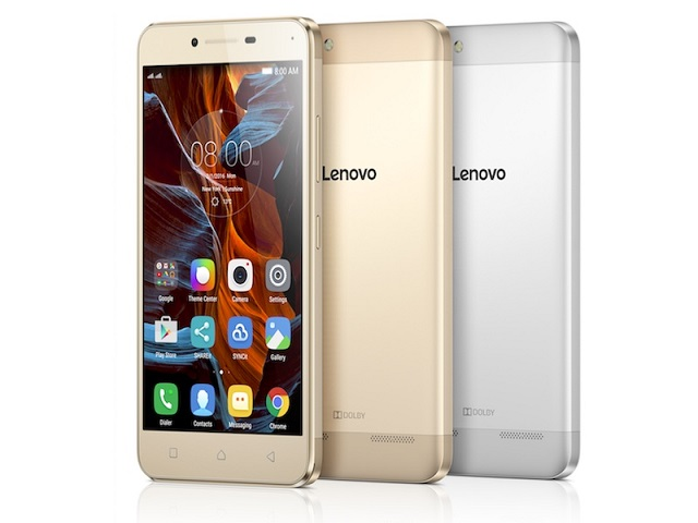 Lenovo VIBE K5 Plus and Lenovo VIBE K5