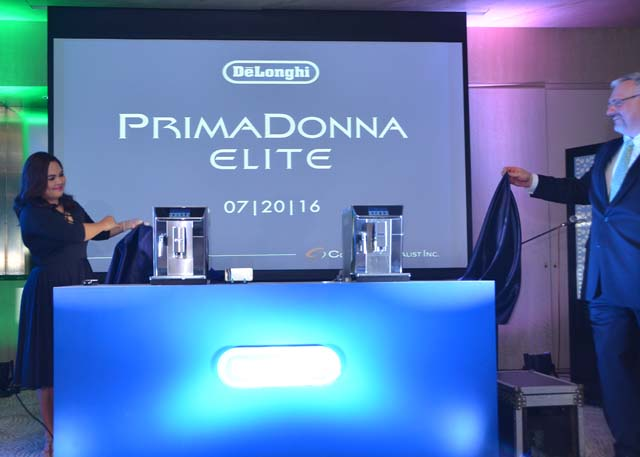 Primadonna Elite coffee makers