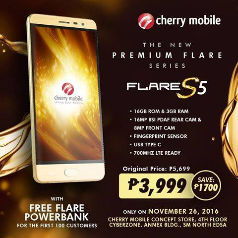 Cherry Mobile Flare S5 discount
