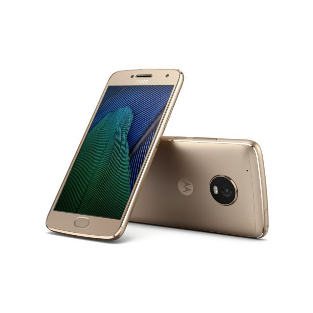 The Moto G5 and G5 Plus Price and Specs announced